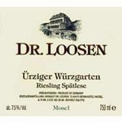 Dr. Loosen Ürziger Würzgarten Riesling